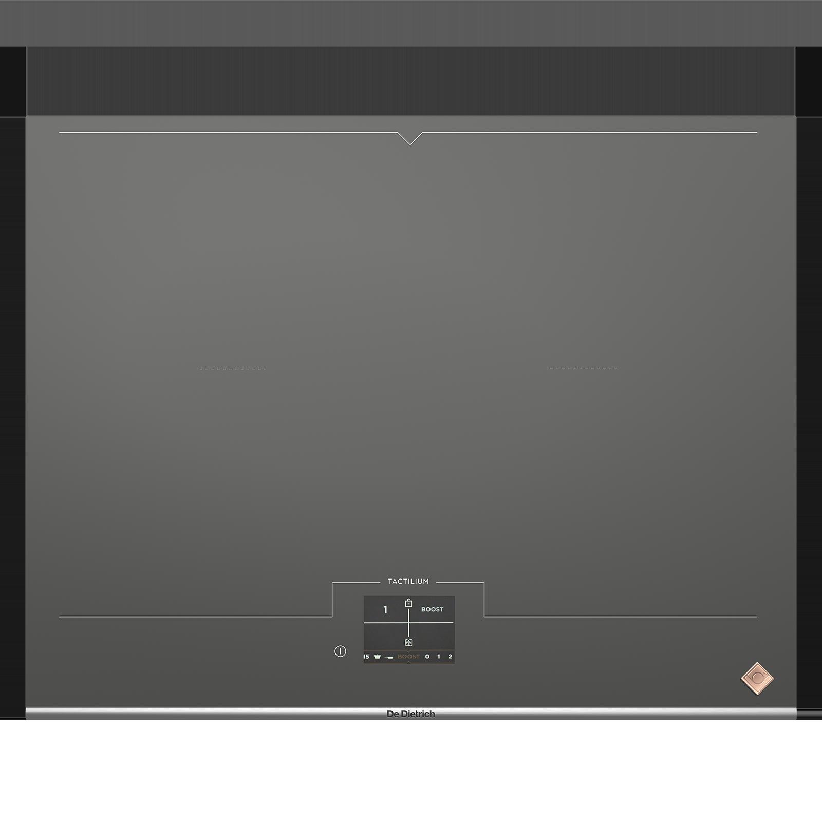 induction hob de dietrich dpi7698g. Black Bedroom Furniture Sets. Home Design Ideas