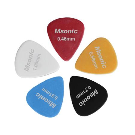 Medikad kitarrile 5 tk MSonic MA1701X