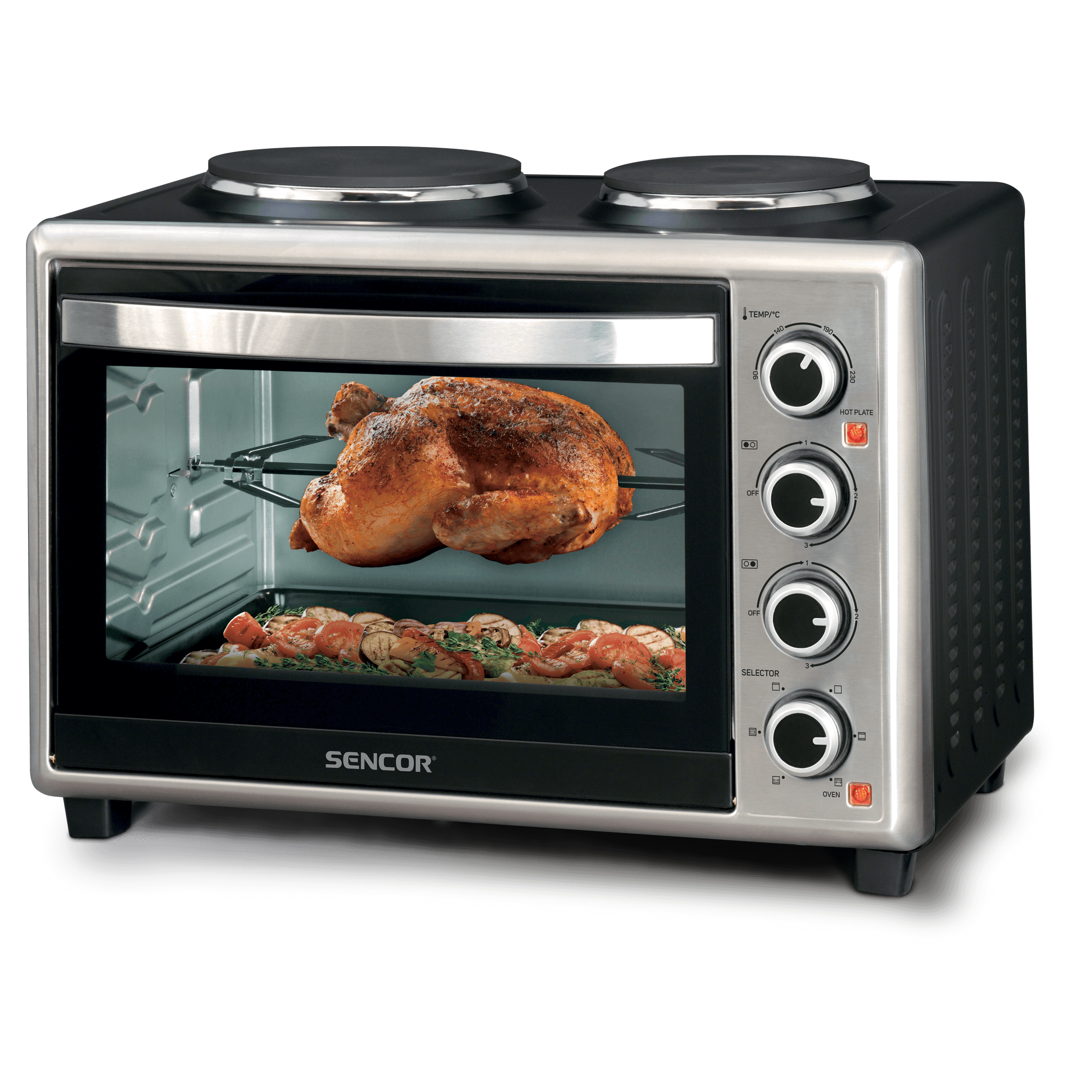 Electric Oven SEO3628SS