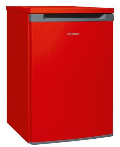 Külmik Bomann VS354R punane