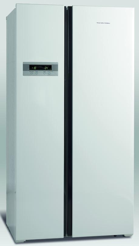 Side-by-side külmik Scandomestic SKF501