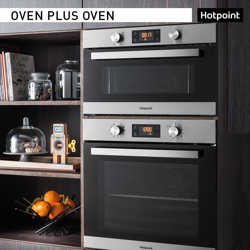 built in oven hotpoint ariston fa5841jhixha. Black Bedroom Furniture Sets. Home Design Ideas