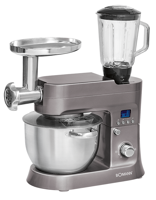 Food Processor Bomann KM1395CB