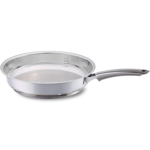 Crispy Steelux Premium Fry Pan 28cm