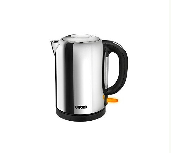 Bullet chrome kettle Unold