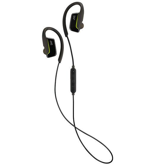Bluetooth kõrvaklapid JVC HAEC30BTB must