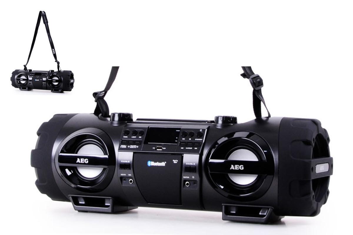 Muusikakeskus AEG SR4360BT