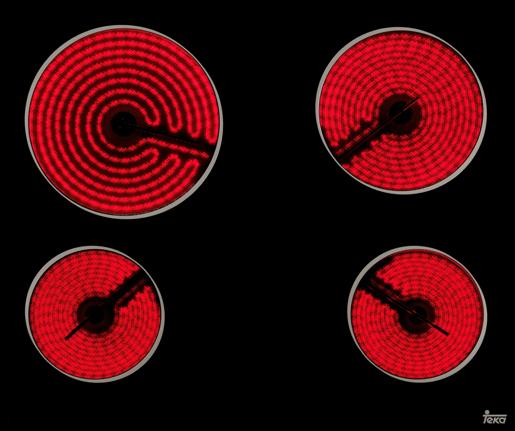 Keraamiline pliidiplaat Teka TB6415