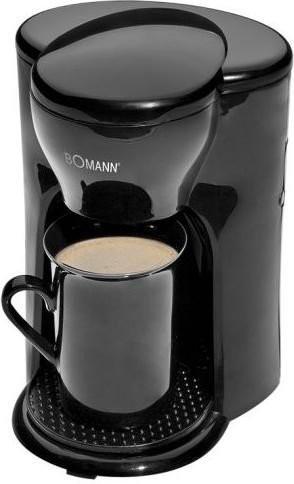 Kohvimasin Bomann KA201CB must