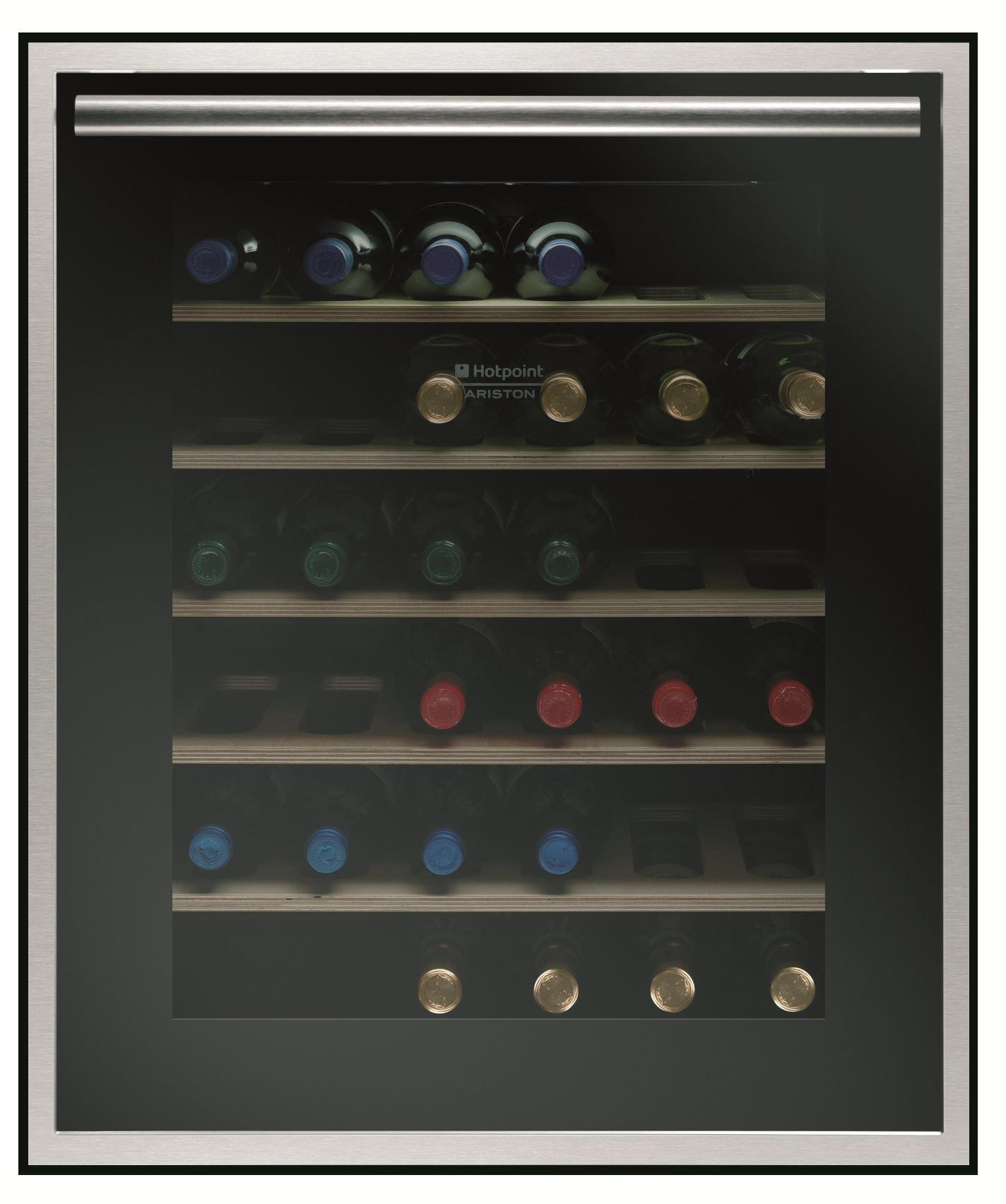 Built-in wine cooler Hotpoint-Ariston WL36AHA