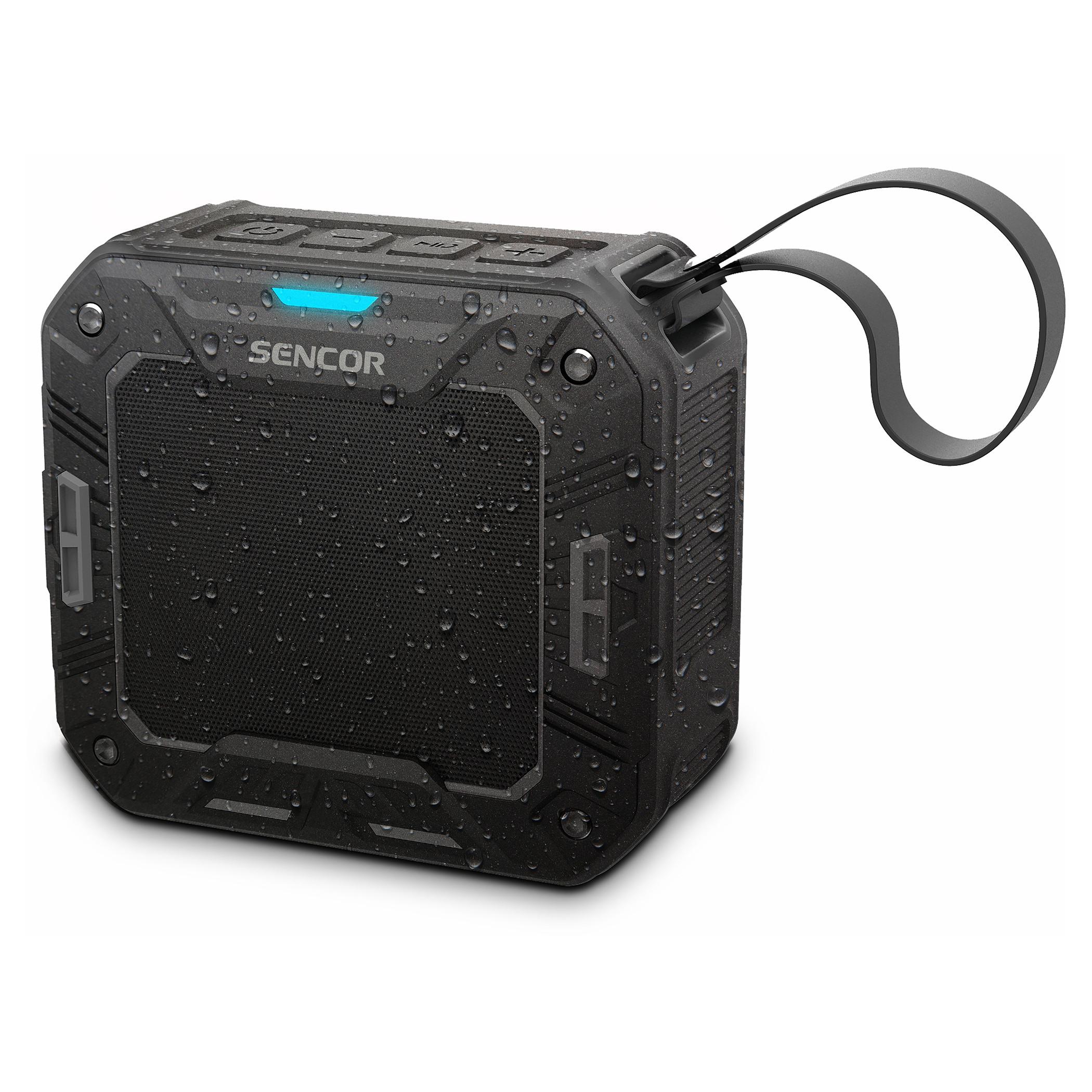 Bluetooth kõlar Sencor SSS1050B pritsmekindel