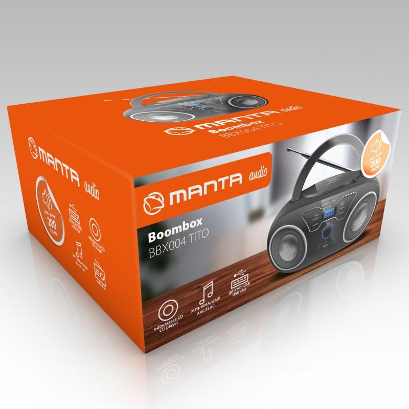 Magnetoola Manta BBX004