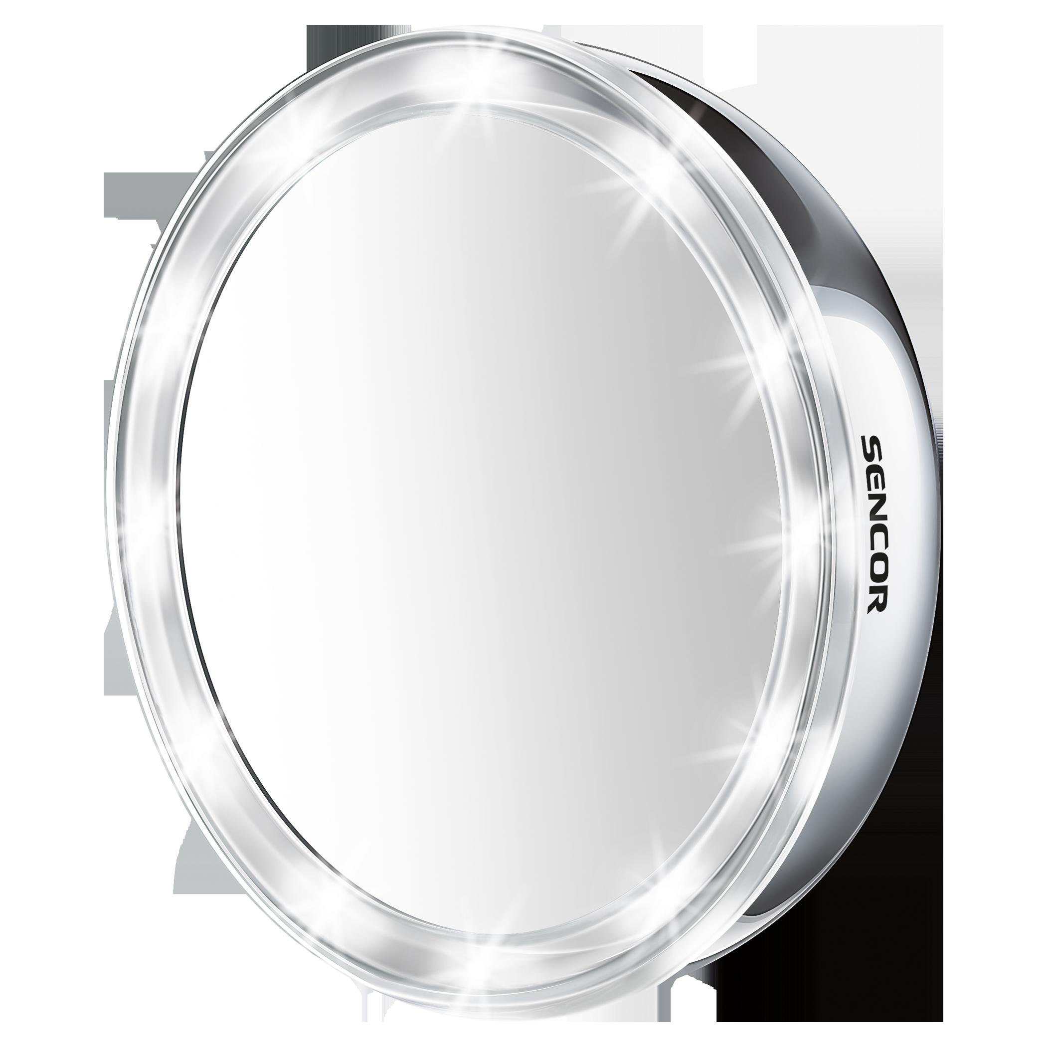 Meigipeegel valgustusega Sencor SMM2030SS