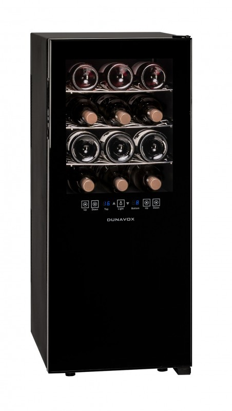 Wine cooler Dunavox DX24.68DSC