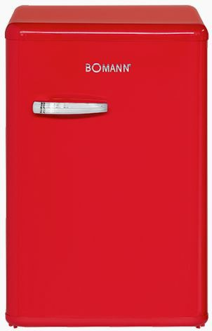 Retro fridge Bomann VSR352R