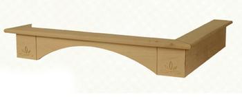 Õhupuhastaja puitraam Faber C7 90 cm