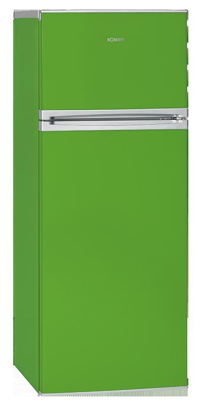 Külmik Bomann DT349 õunaroheline