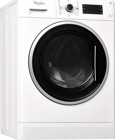 Washing machine with dryer Whirlpool WWDC9716