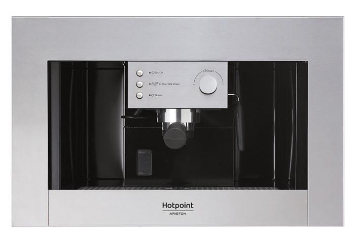 Integreeritav espressomasin Hotpoint-Ariston CM5038IXHA