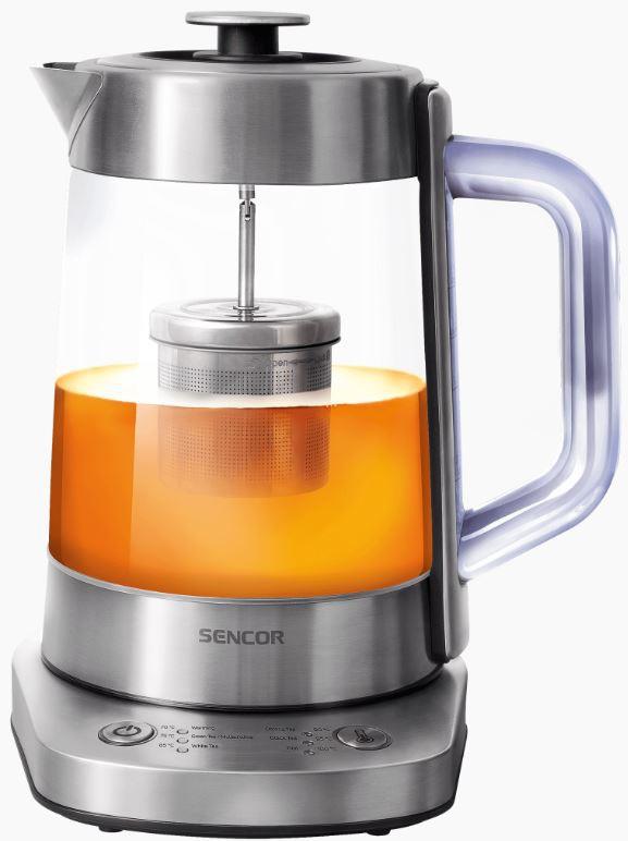 Intelligent water kettle Sencor SWK1590SS