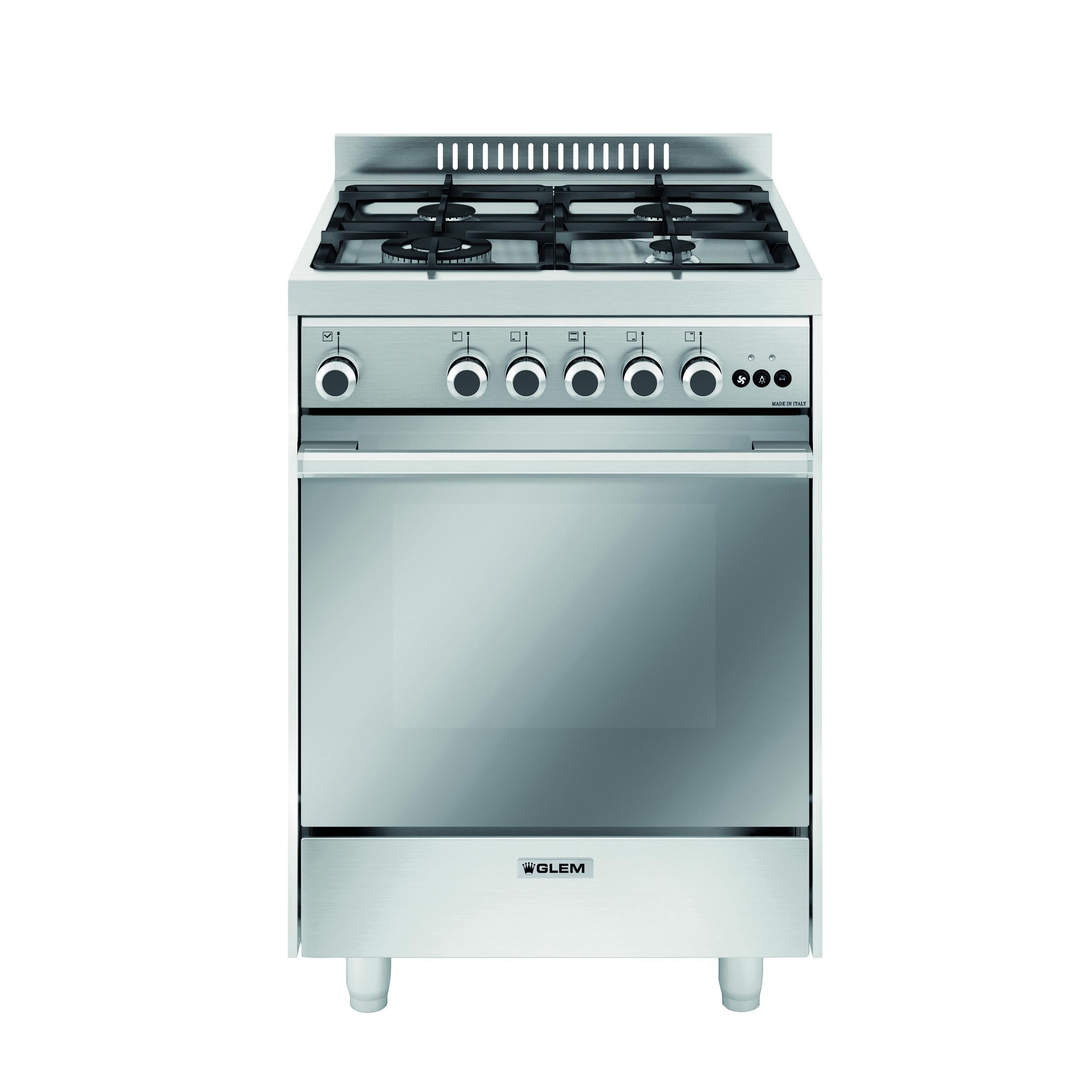 Gas oven Glem M664VI
