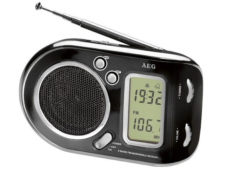 Raadio AEG WE4125B