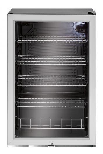 Klaasuksega külmik Bomann KSG238
