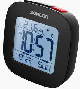 Digitaalne äratuskell Sencor SDC1200B