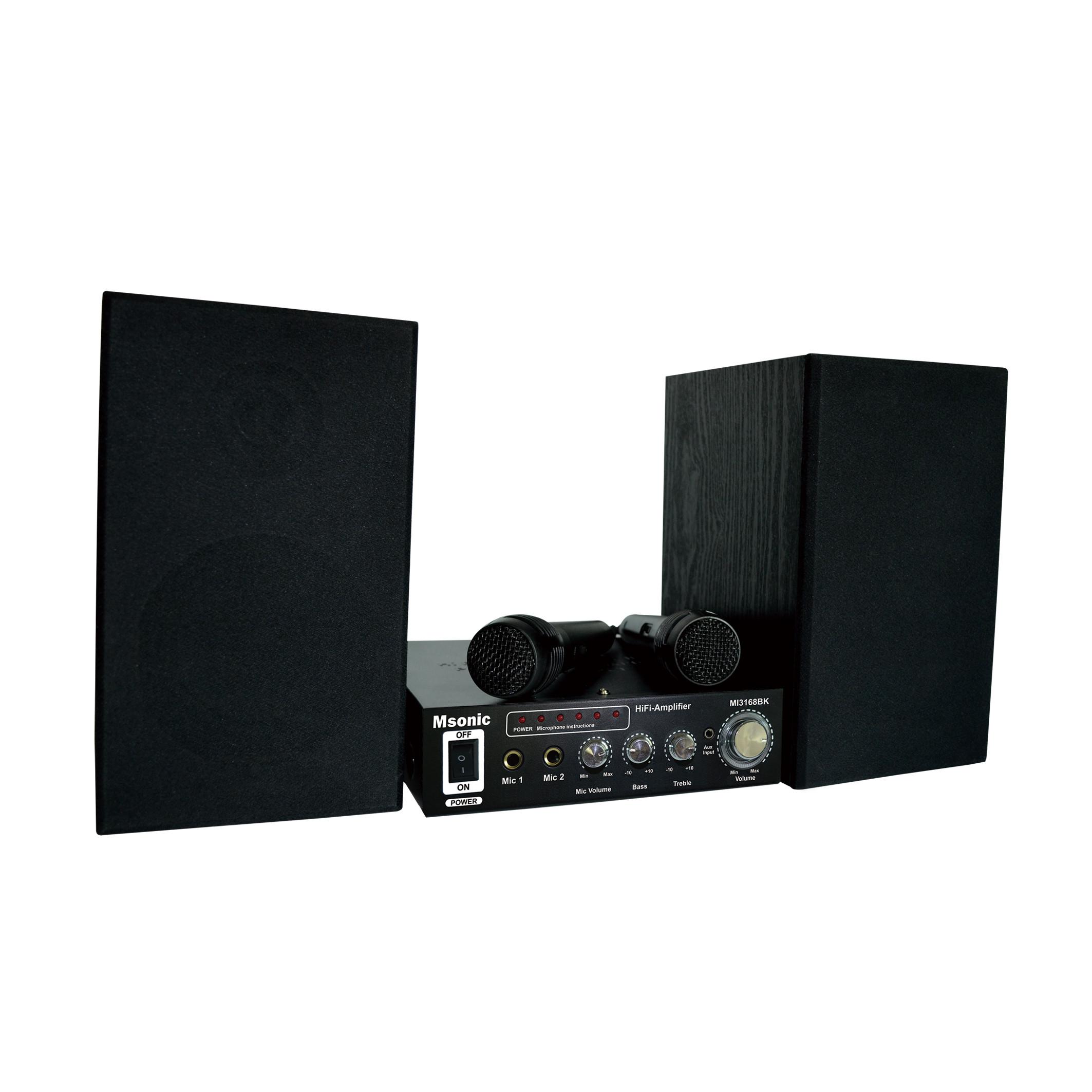 Karaoke masin MSonic MI3168BK