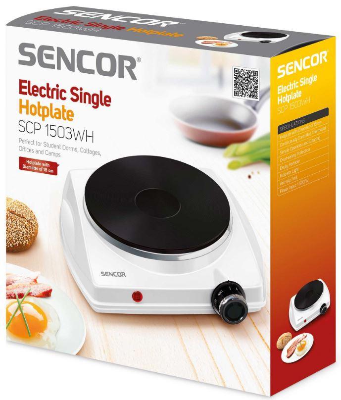 Lauapliit Sencor SCP1503WH