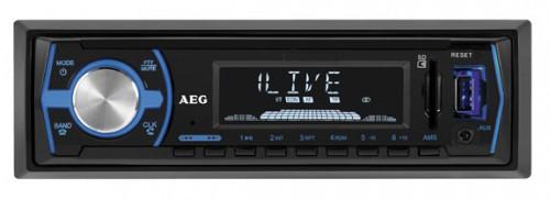Autoraadio AEG AR4030 must