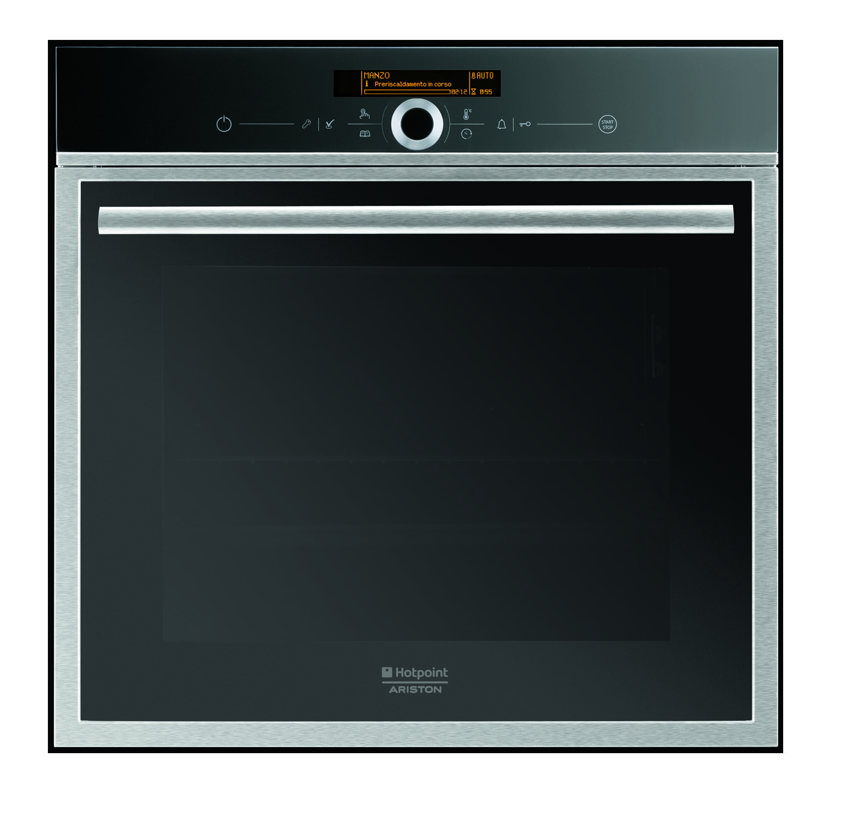 built in steam oven hotpoint ariston msk103xhas. Black Bedroom Furniture Sets. Home Design Ideas