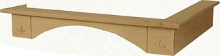 Õhupuhastaja puitraam Faber C7 60 cm