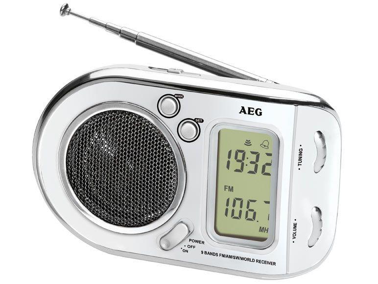 Raadio AEG WE4125W