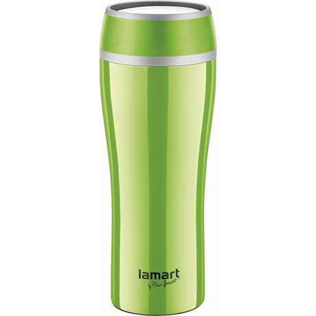 Termos Lamart LT4024 FLAC 400 ml roheline
