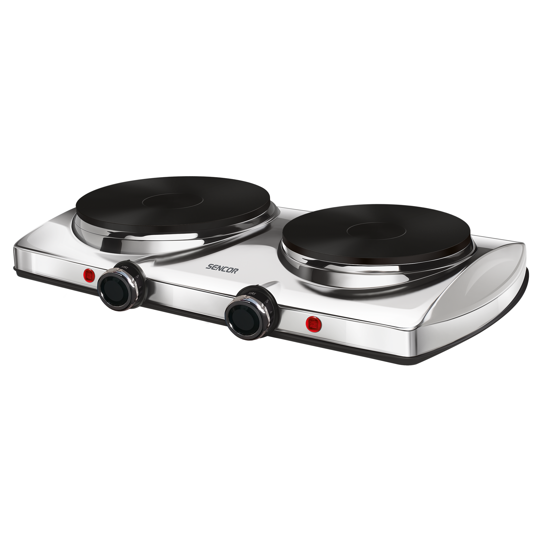 Electric Double Hotplate SCP2255SS
