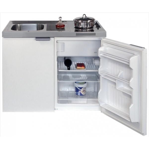 Miniköök pliidiplaatidega MKZ100