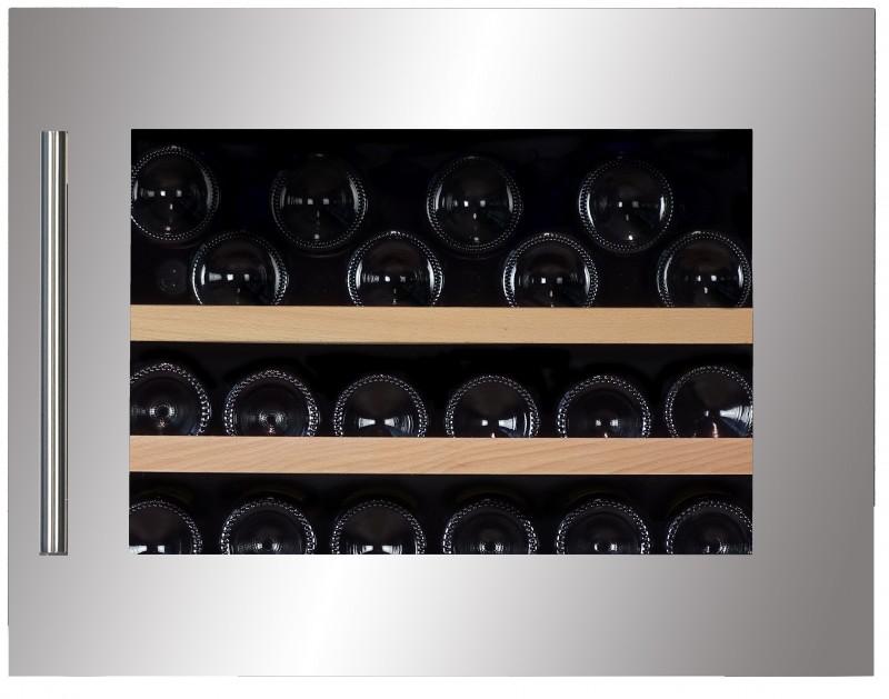 Wine cabinet Dunavox DAB28.65SS