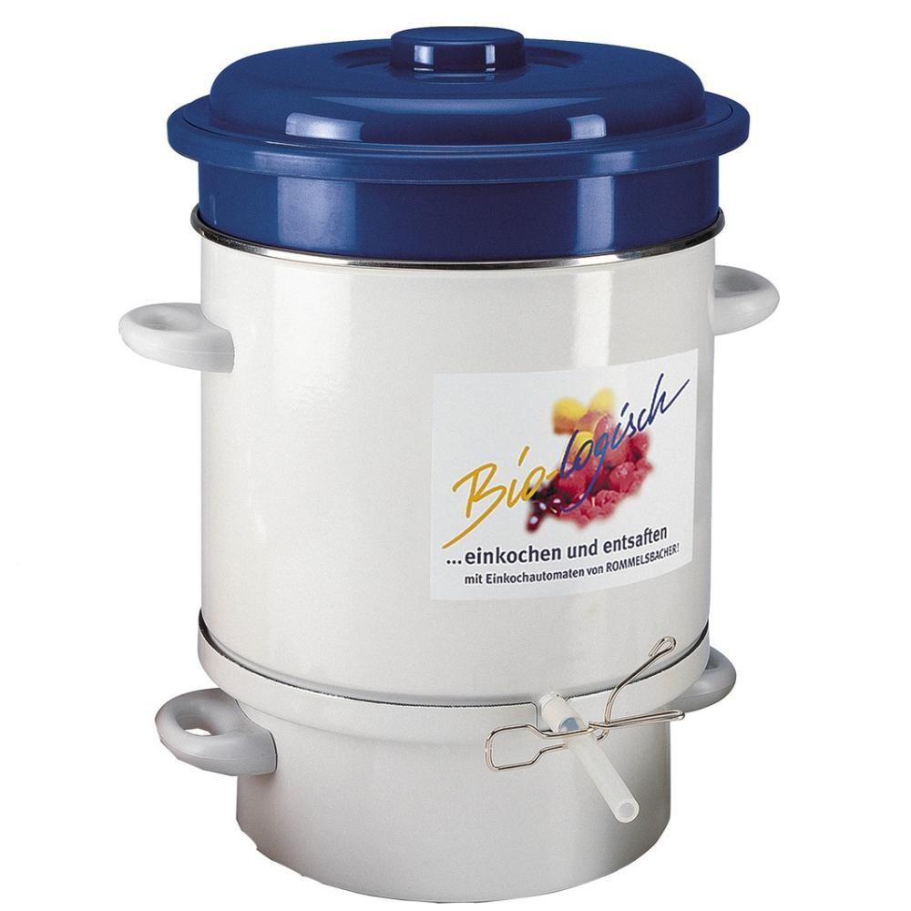 Juice steamer Rommelsbacher