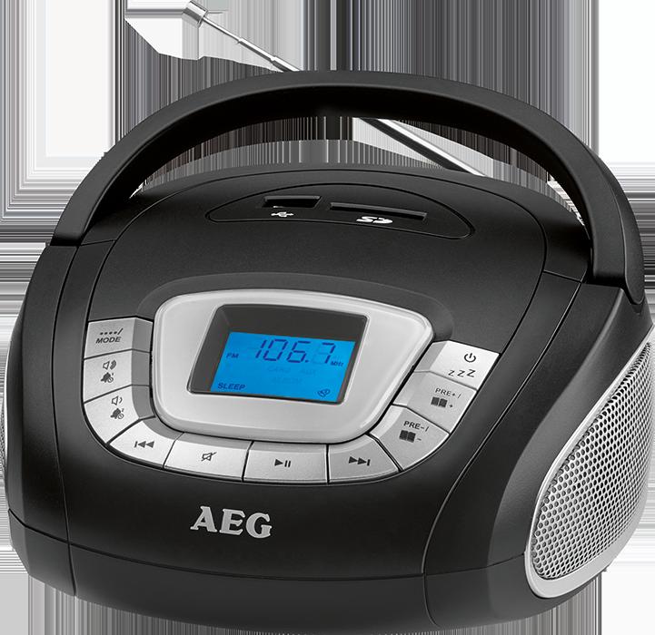 Magnetoola AEG SR4373 must