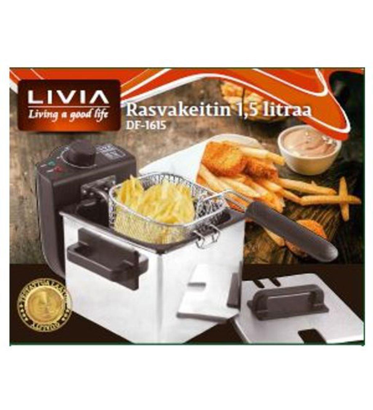 Fritüür Livia DF1615