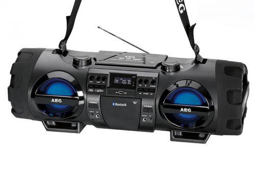 Stereo süsteem AEG SR4360BT