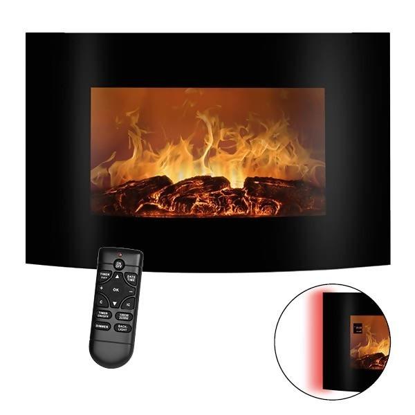 Electric fireplace Bomann EK6020CB