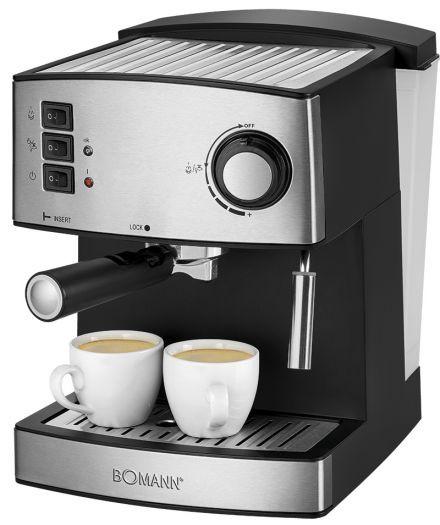 Espresso and cappuccino machine Bomann ES1185CB