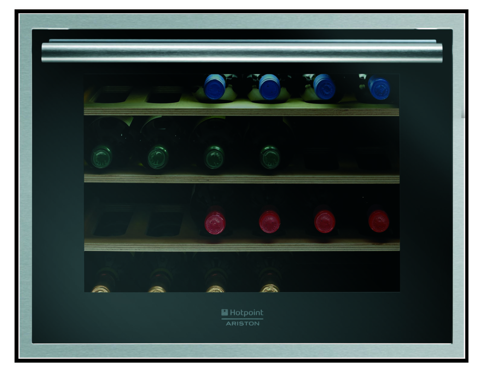 Built-in wine cooler Hotpoint-Ariston WL24A/HA