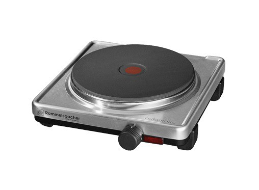 AUTOMATIC SINGLE COOKING PLATE