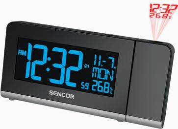Digitaalne äratuskell Sencor SDC8200