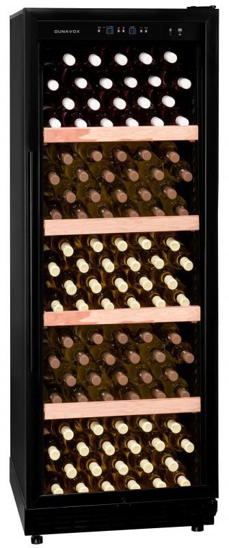 Wine cooler Dunavox DX114.270K