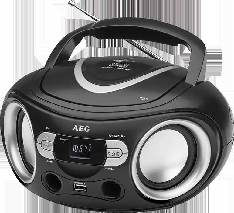 Magnetoola AEG SR4374 must