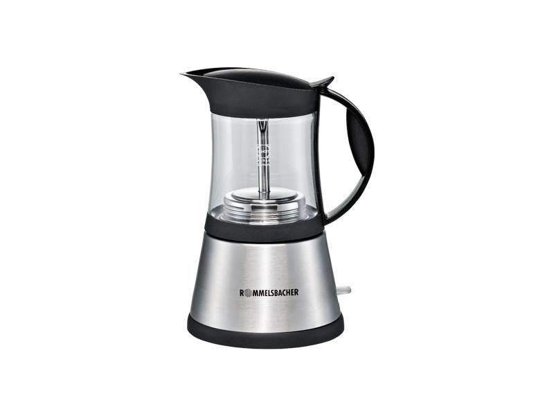 Elektriline espressokann klaaskorpusega EKO376/G